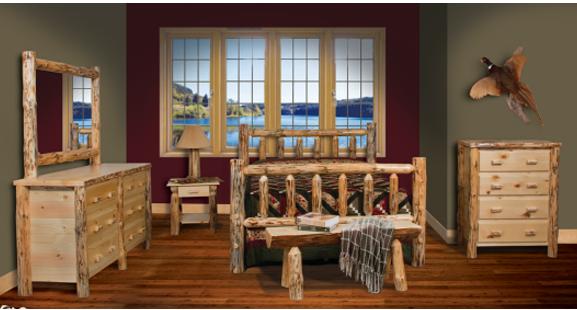 Log Furniture Log Furniture